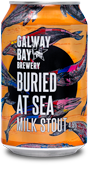 Galway Bay Buried At Sea 33cl Can