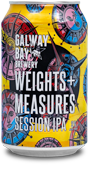 Galway Bay Weights & Measures 33cl Can