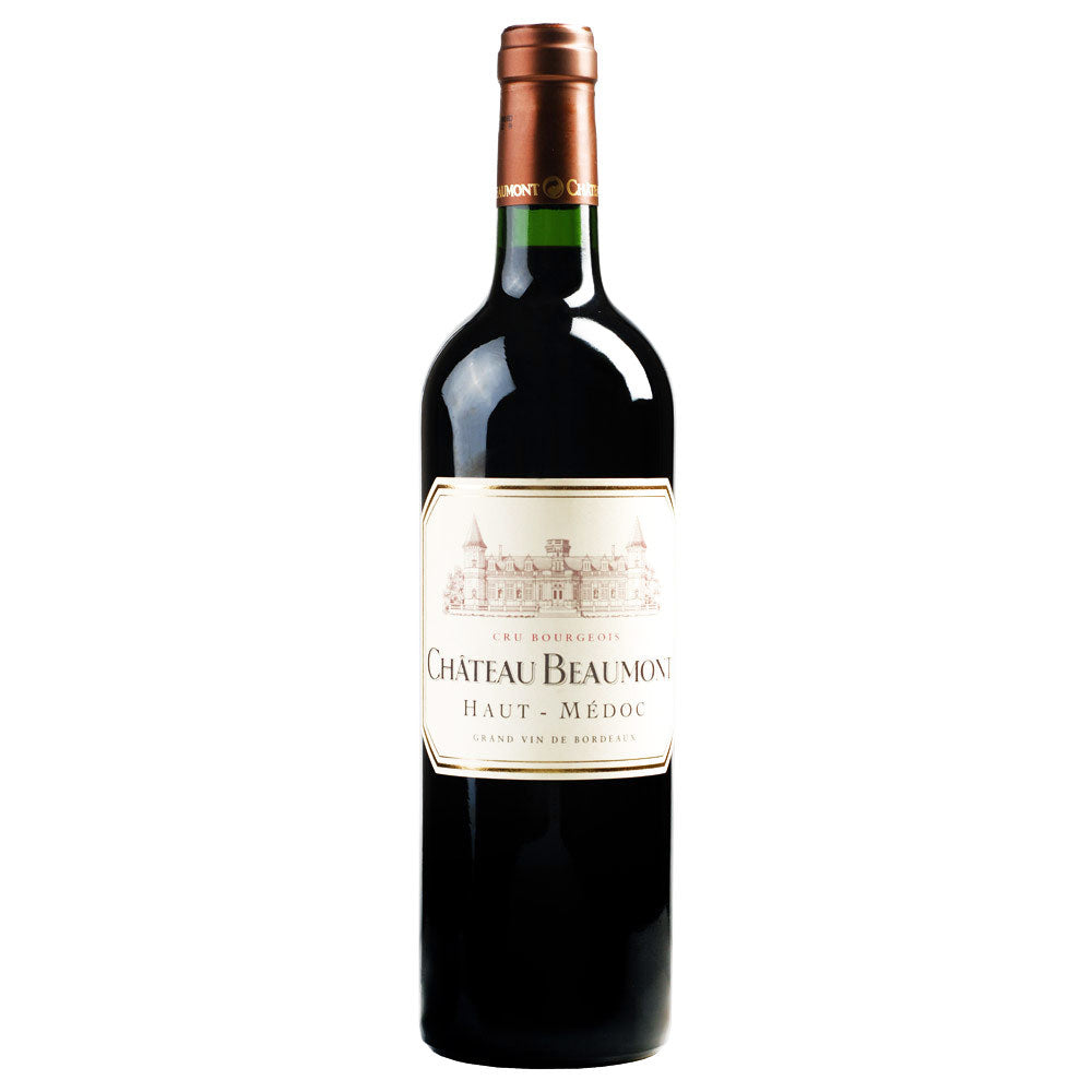 Chateau Beaumont Haut Medoc Cru Bourgeois 2014