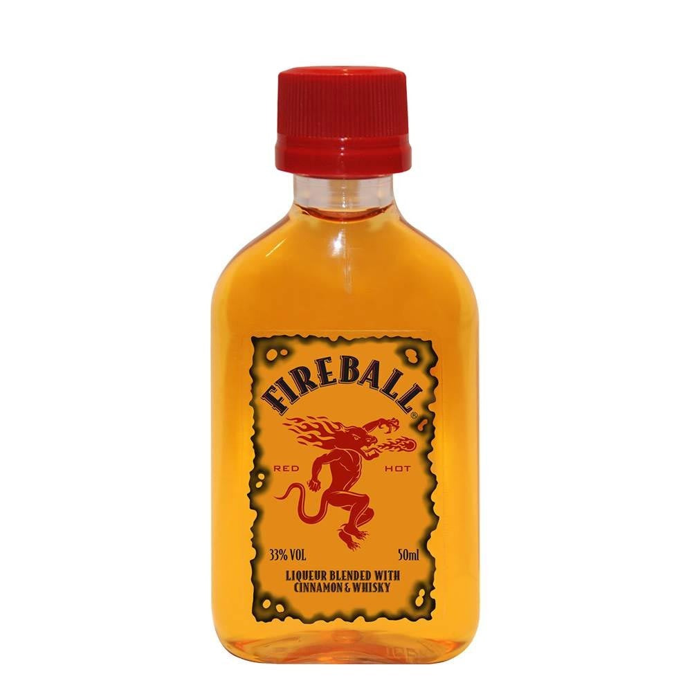 Fireball Cinnamon Liqueur 5cl Miniature