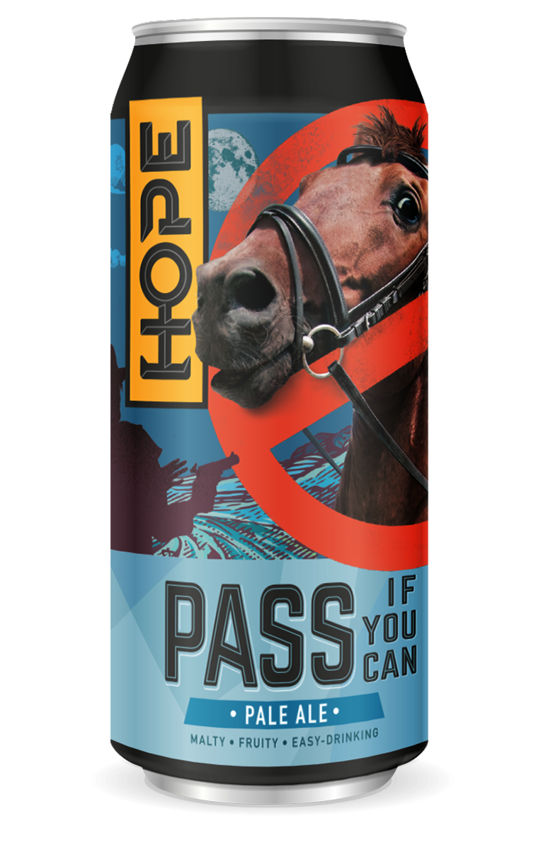 Hope Pass If You Can Pale Ale 44cl Can