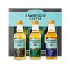 Knappogue Castle Miniatures 3pk 5cl 43%
