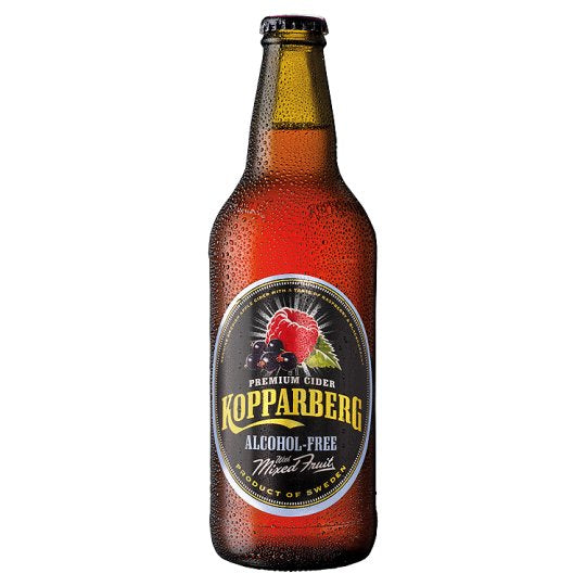 Kopparberg Mixed Fruit Non-Alcoholic 500ml