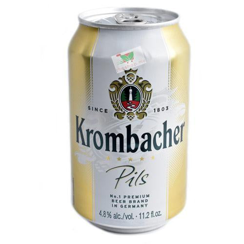 Krombacher Pils 33cl Can