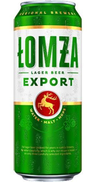 Lomza Export 50cl Can