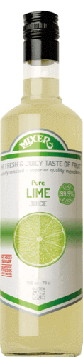 MIXER Lime Juice Cocktail Mix