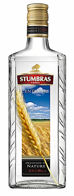 Stumbras Century Vodka