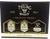Teeling Whiskey Trinity Pack 3 x5cl