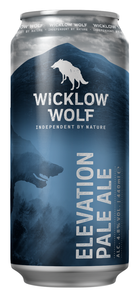 Wicklow Wolf Elevation Pale Ale 44cl Can