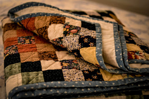 Antique Quilt Care