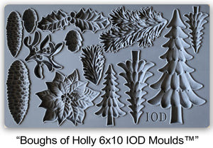 Mould Boughs of Holly