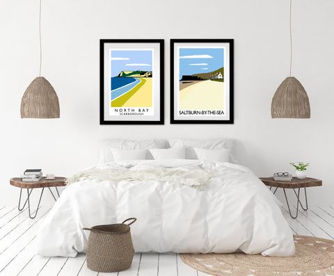 Yorkshire Coast Art