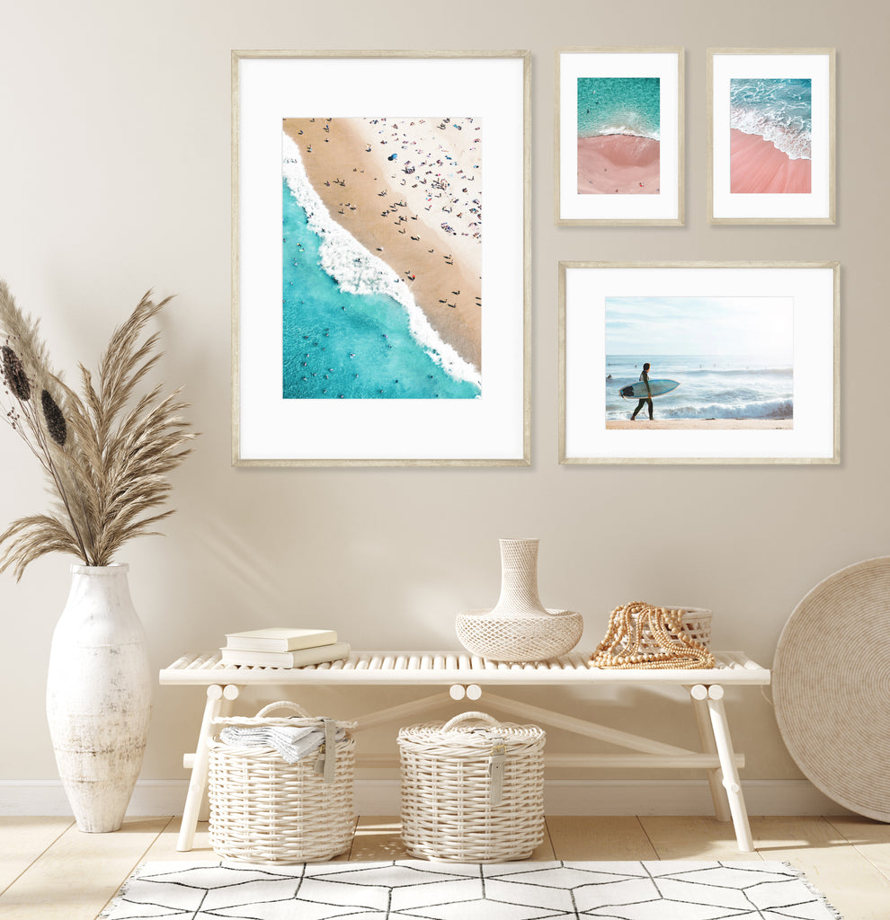 Beaches and holidays photography prints