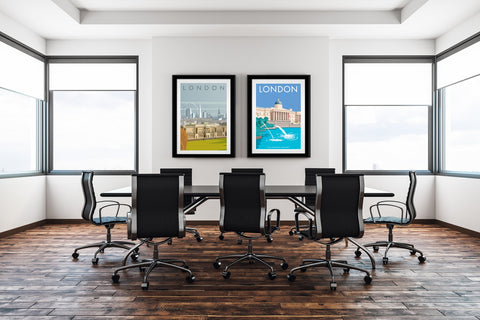 Artwork for boardrooms and communal spaces