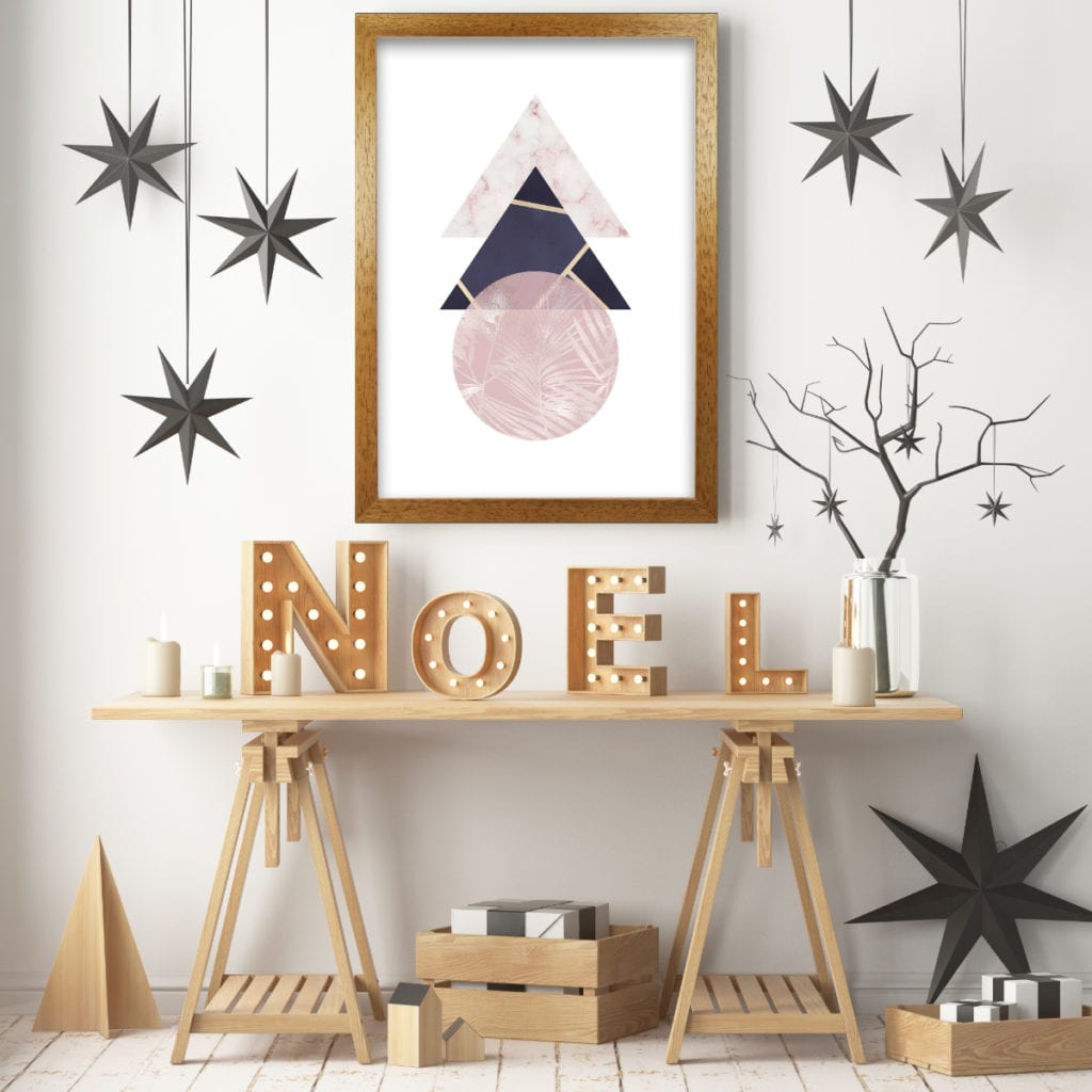 Christmas art gifts for her
