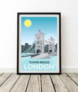 Tower bridge heritage