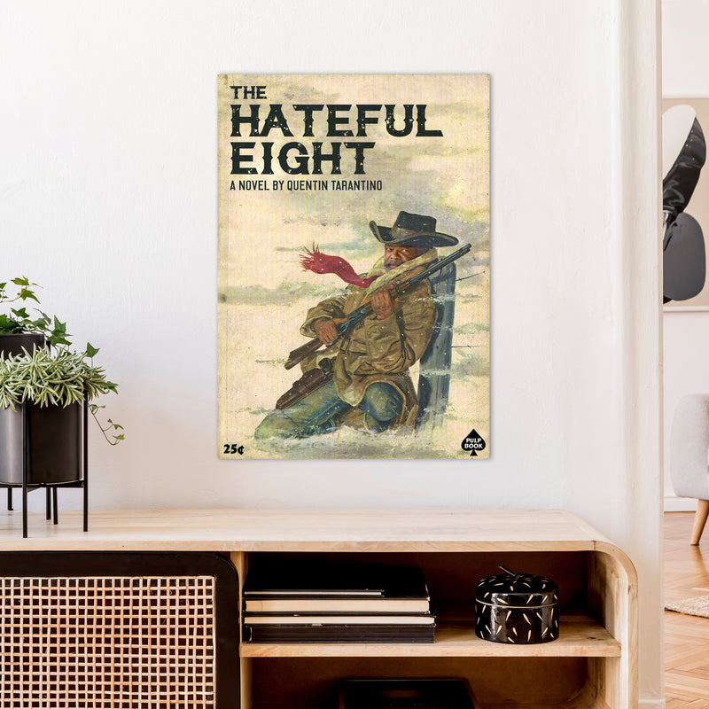 Hateful Eight by David Redon A1 Print Only