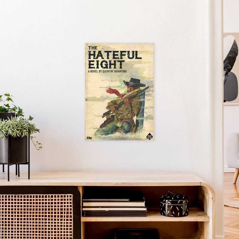 Hateful Eight by David Redon A2 Print Only