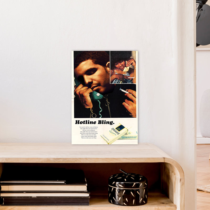 Drizzy by David Redon A3 Print Only