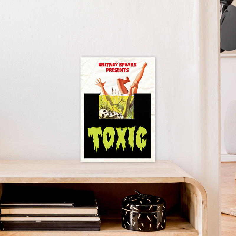 Toxic by David Redon A3 Print Only