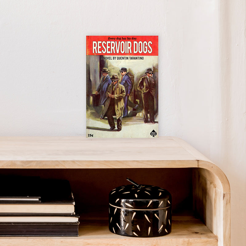 Reservoir Dogs by David Redon A4 Print Only