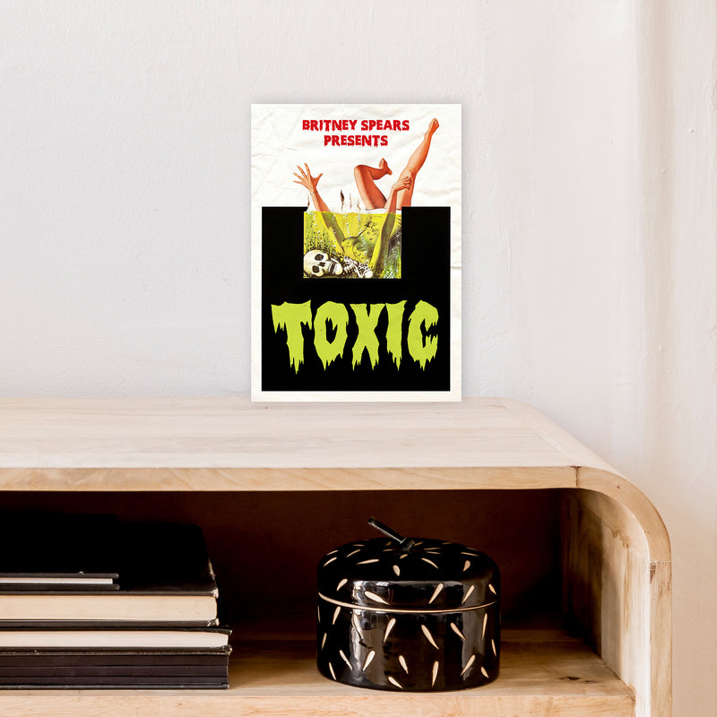 Toxic by David Redon A4 Print Only