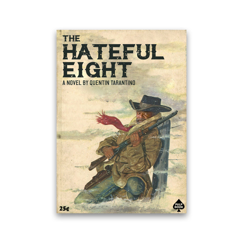 Hateful Eight by David Redon Print Only