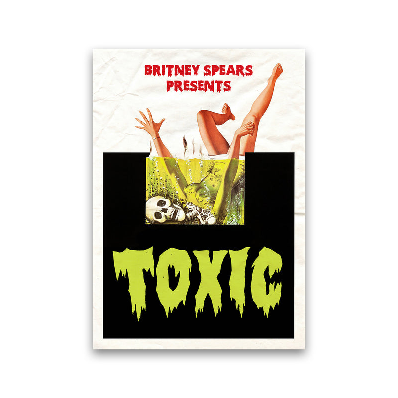 Toxic by David Redon Print Only