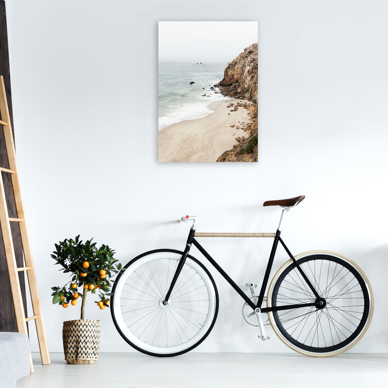 Malibu Dream Photography Art Print by Gal Design A1 Black Frame
