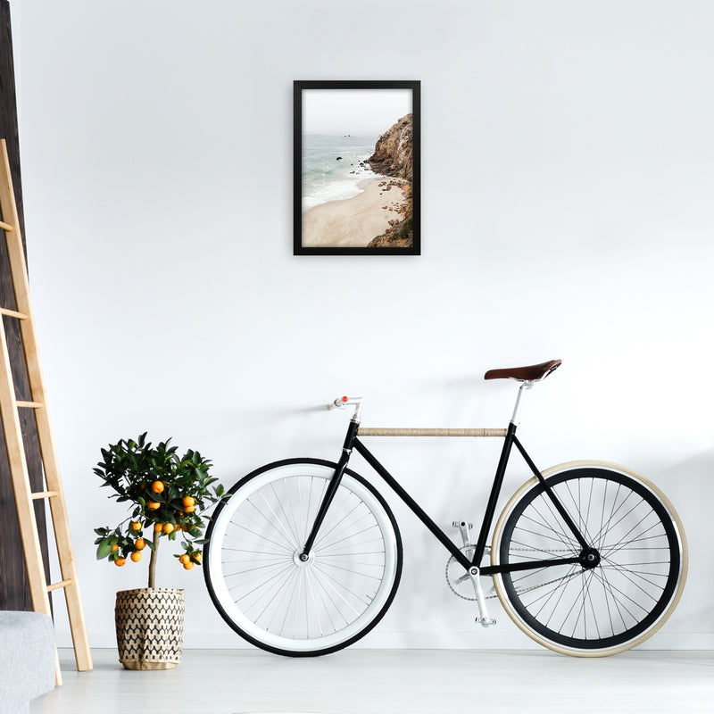 Malibu Dream Photography Art Print by Gal Design A3 White Frame