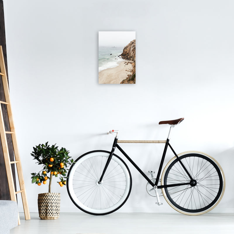 Malibu Dream Photography Art Print by Gal Design A3 Black Frame