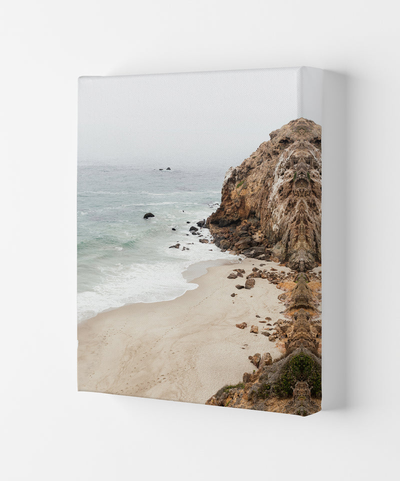 Malibu Dream Photography Art Print by Gal Design Canvas