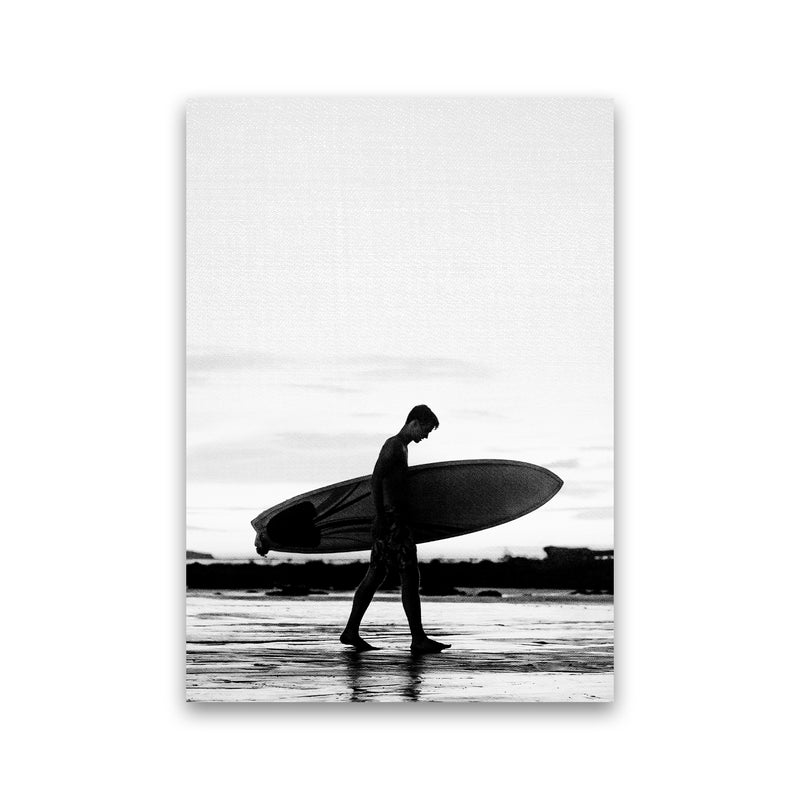 Surf Boy People Art Print by Gal Design Print Only