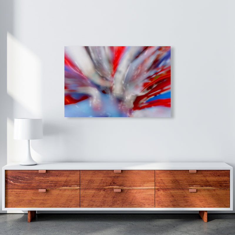 Exposure 4 Abstract Art Print by Henry Hu A1 Canvas