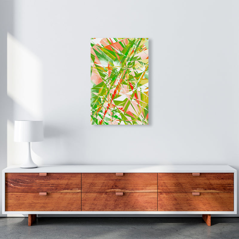 Shatter 4 Abstract Art Print by Henry Hu A2 Canvas
