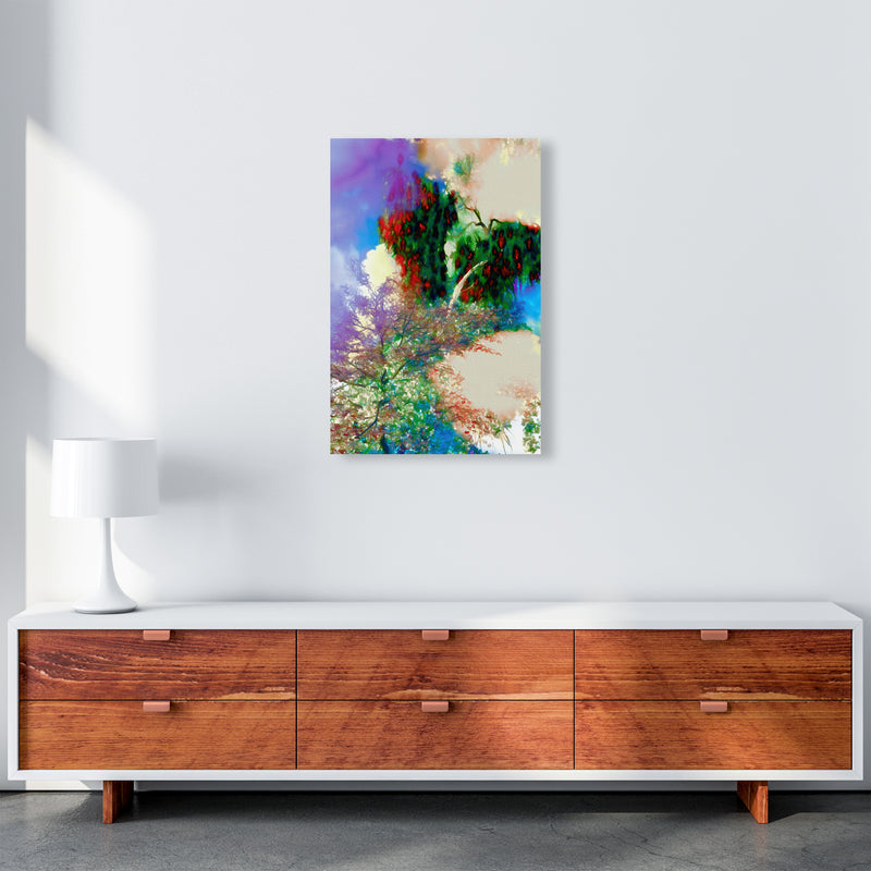 Sweet Tea 9 Abstract Art Print by Henry Hu A2 Canvas