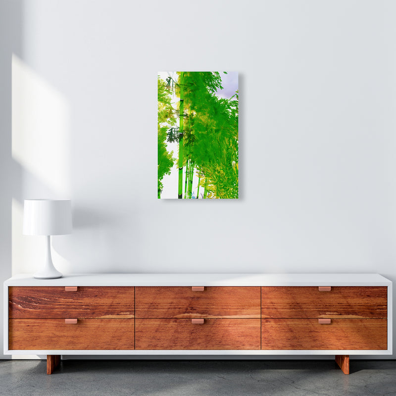 Sweet Tea 3 Abstract Art Print by Henry Hu A3 Canvas