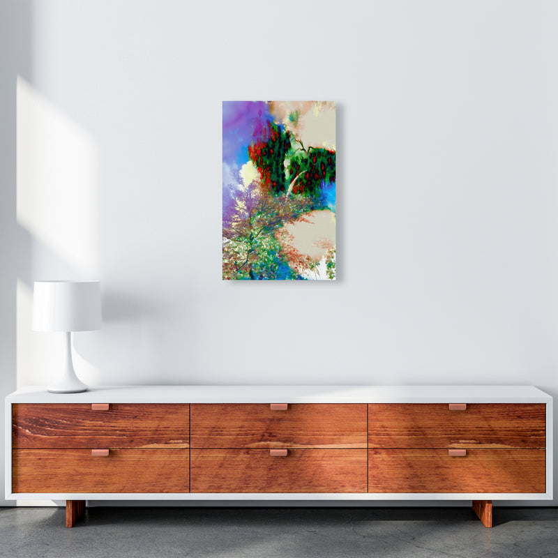 Sweet Tea 9 Abstract Art Print by Henry Hu A3 Canvas