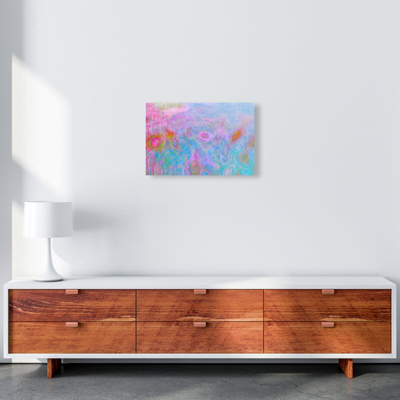 Pine Cone Abstract Art Print by Henry Hu A3 Canvas