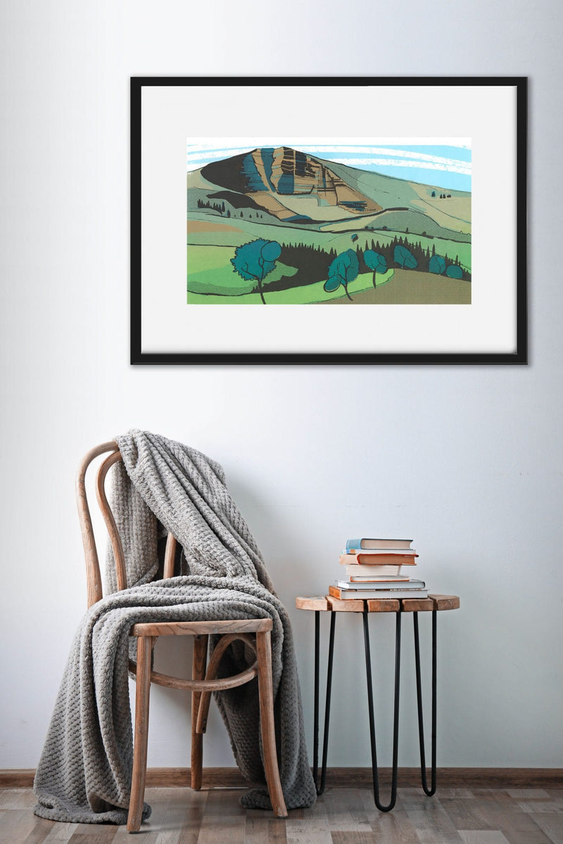 Mam tor by james bywood