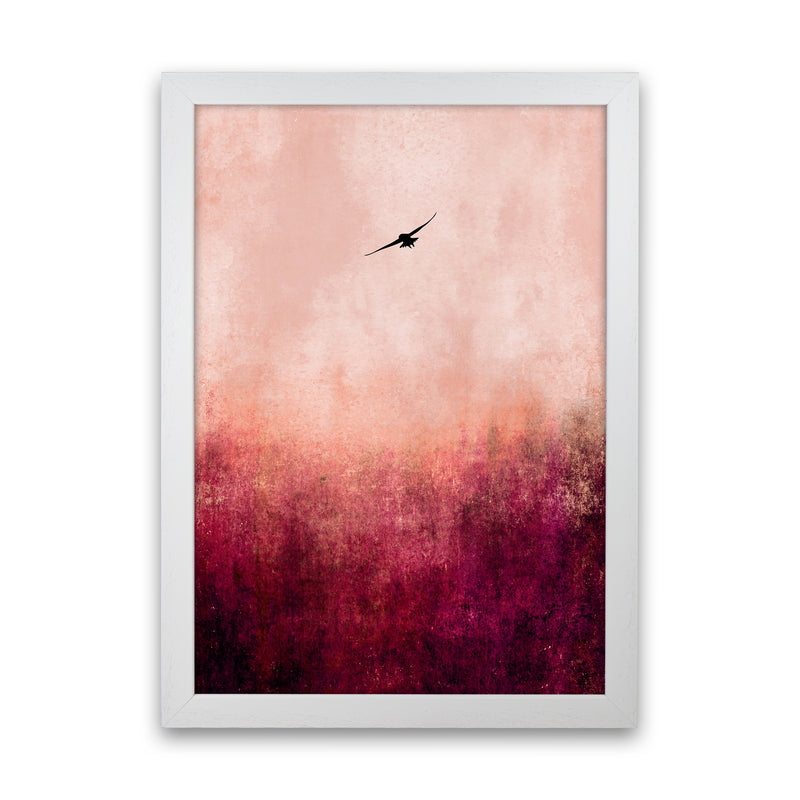 Rise Like A Phoenix Contemporary Art Print by Kubistika