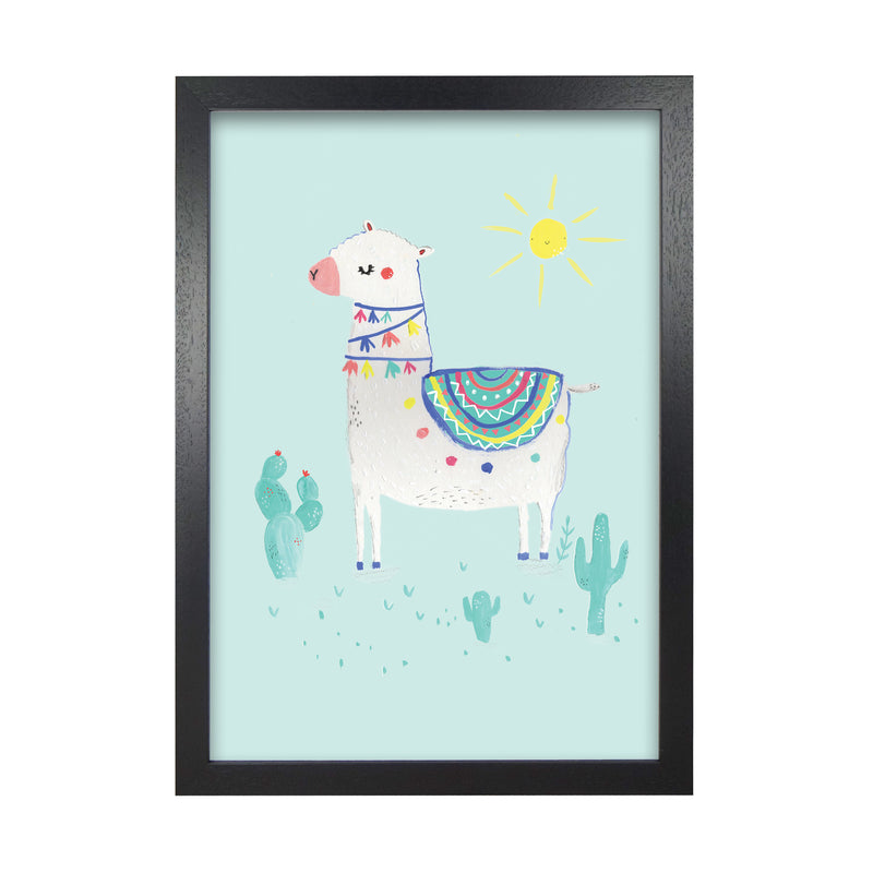 Laura Irwin Sunshime Llama A1 White with White Mount