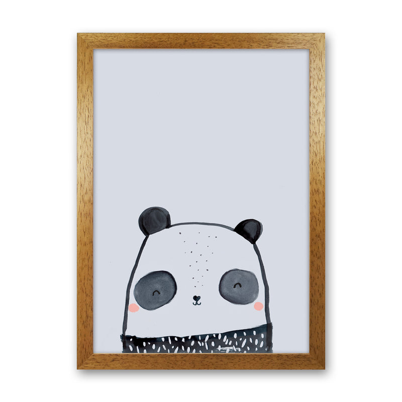 Panda by Laura Irwin Oak Grain