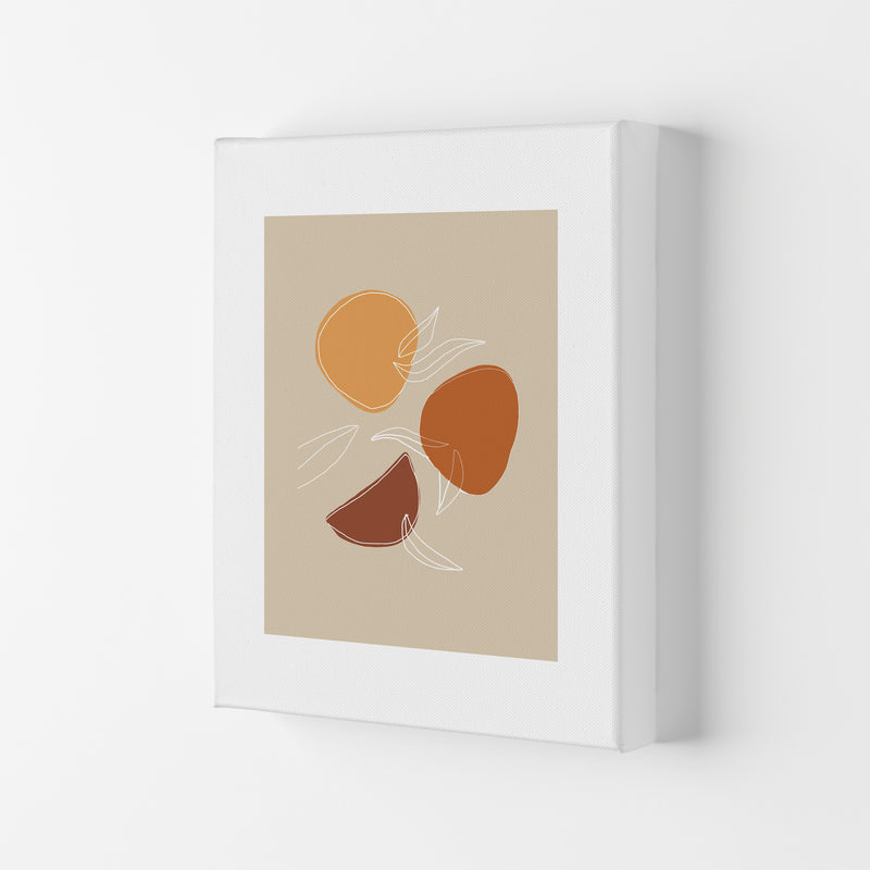 Mica Fruit N2  Art Print by Pixy Paper Canvas