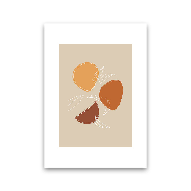 Mica Fruit N2  Art Print by Pixy Paper Print Only