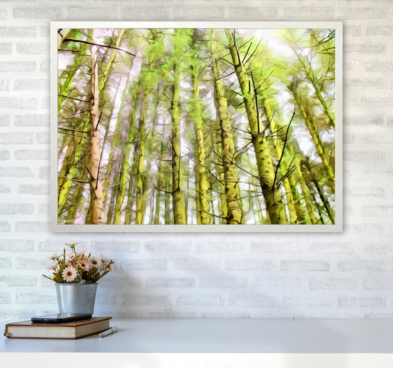 Woodland A1 Oak Frame