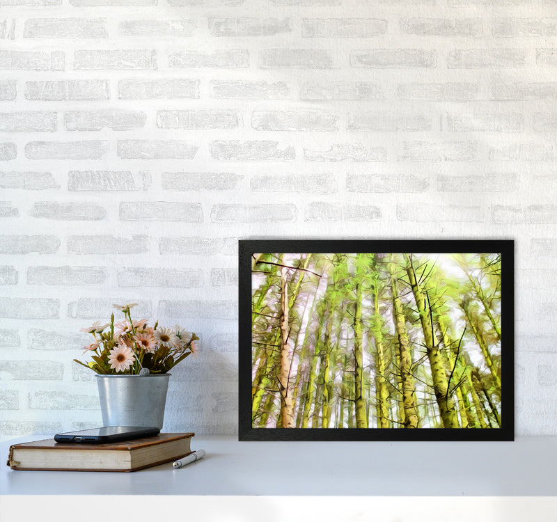 Woodland A3 White Frame