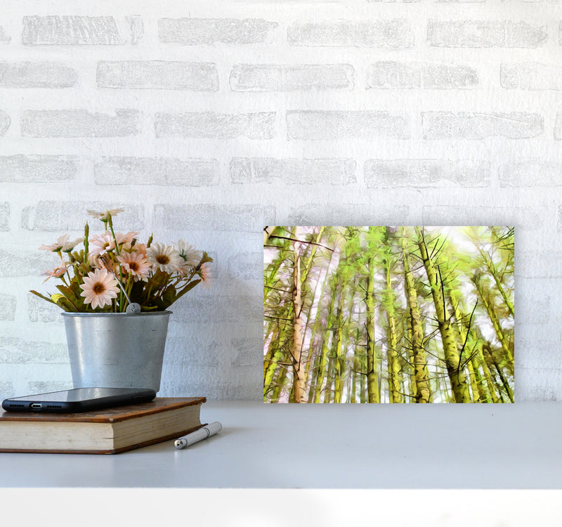 Woodland A4 Black Frame
