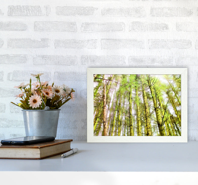 Woodland A4 Oak Frame