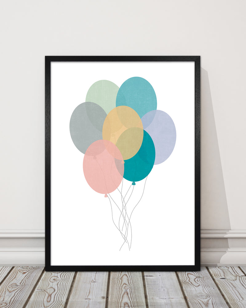 Nursery Collection Balloons